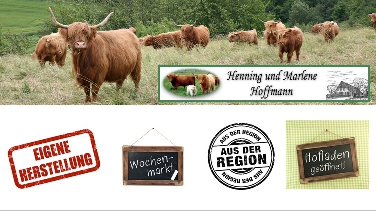 Highland Cattle Direktvermarkter