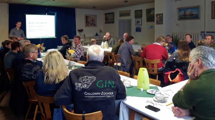 Seminar Schauvorbereitung am 24.03.2018 in Schackendorf